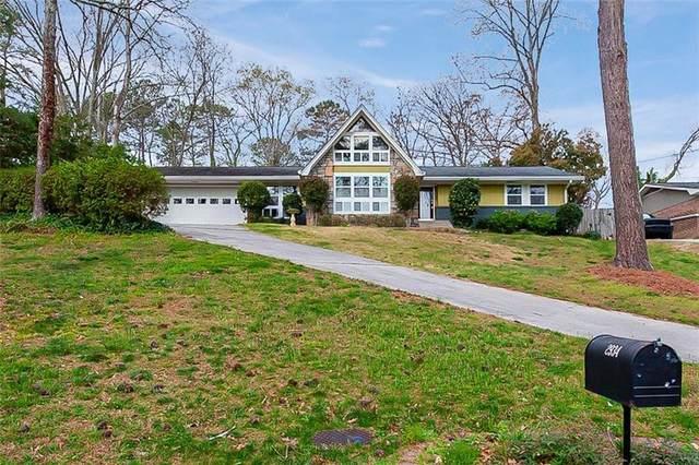 2934 Dunnington Circle, Chamblee, GA 30341 (MLS #6946592) :: North Atlanta Home Team