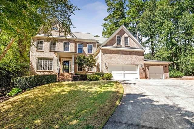 630 Regency Forest Court, Atlanta, GA 30342 (MLS #6946600) :: Scott Fine Homes at Keller Williams First Atlanta