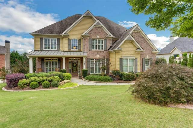 137 Gold Springs Court, Canton, GA 30114 (MLS #6946601) :: Dawn & Amy Real Estate Team