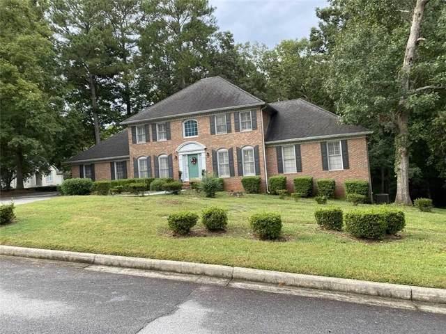 1180 Juniper Court SE, Conyers, GA 30013 (MLS #6946613) :: North Atlanta Home Team
