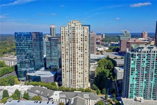 3445 Stratford Road NE #3603, Atlanta, GA 30326 (MLS #6946628) :: Atlanta Communities Real Estate Brokerage