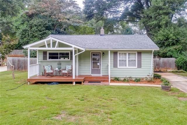 1019 Magbee Drive SE, Smyrna, GA 30080 (MLS #6946637) :: North Atlanta Home Team