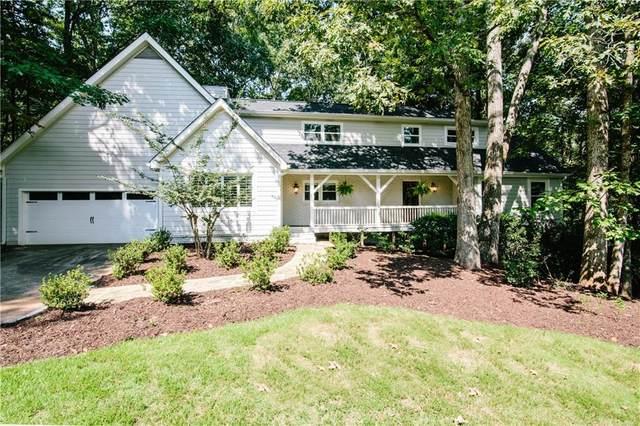 115 Fairway Ridge Drive, Alpharetta, GA 30022 (MLS #6946643) :: Traditions Home Team