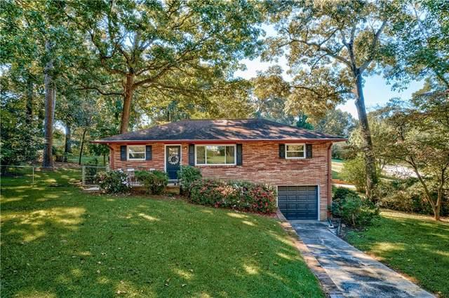 2317 Elmwood Circle SE, Atlanta, GA 30339 (MLS #6946648) :: Virtual Properties Realty