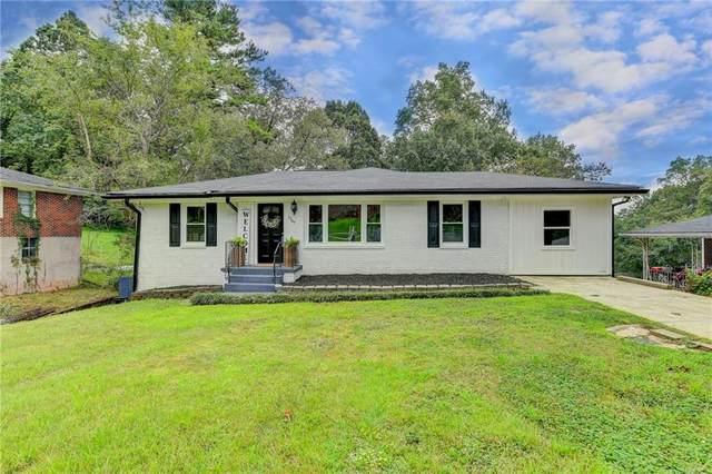 1767 Flintwood Drive SE, Atlanta, GA 30316 (MLS #6946659) :: Maria Sims Group