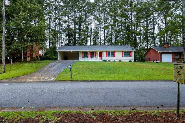 3691 Ashley Woods Drive, Powder Springs, GA 30127 (MLS #6946664) :: RE/MAX Paramount Properties