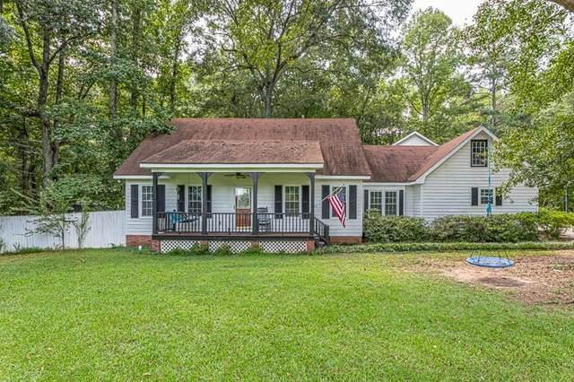 106 Carson Road, Brooks, GA 30205 (MLS #6946672) :: North Atlanta Home Team