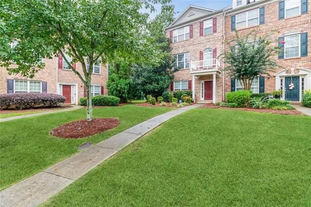 752 Pecan Knoll Drive #6, Marietta, GA 30008 (MLS #6946675) :: North Atlanta Home Team