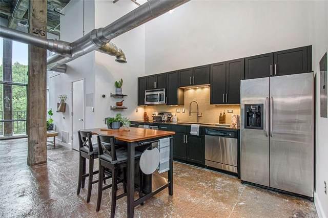 659 Auburn Ave NE #203, Atlanta, GA 30312 (MLS #6946680) :: Tonda Booker Real Estate Sales