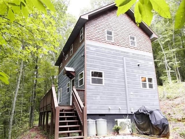 2671 Knight Road, Ellijay, GA 30540 (MLS #6946685) :: Path & Post Real Estate