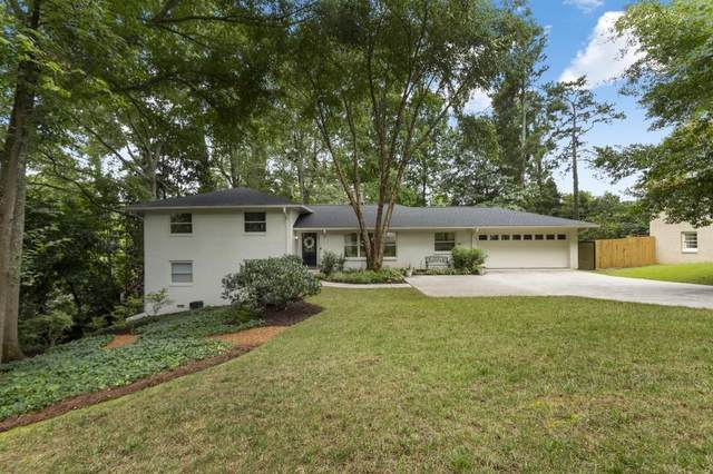 385 Montevallo Drive, Sandy Springs, GA 30342 (MLS #6946698) :: RE/MAX Paramount Properties