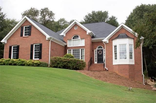 7511 Greens Mill Drive, Loganville, GA 30052 (MLS #6946722) :: RE/MAX Prestige