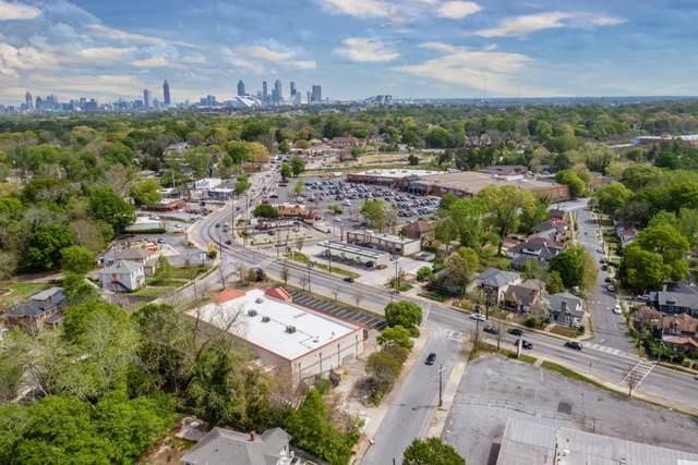 1640 S Gordon Street SW, Atlanta, GA 30310 (MLS #6946728) :: The Hinsons - Mike Hinson & Harriet Hinson