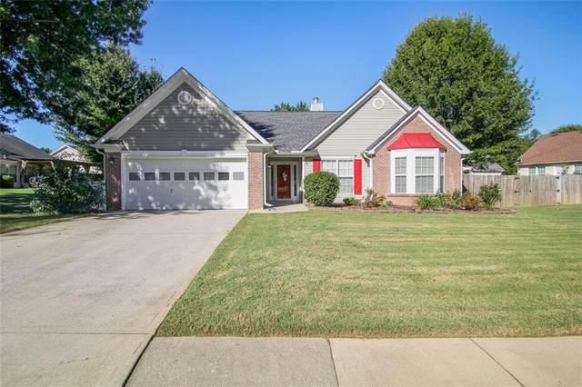 1016 Fern Valley Way, Dacula, GA 30019 (MLS #6946746) :: North Atlanta Home Team