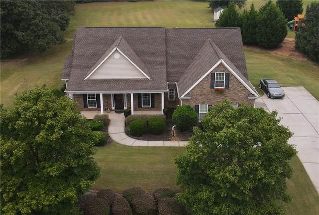 155 Hedgerow Trail, Fayetteville, GA 30214 (MLS #6946764) :: North Atlanta Home Team