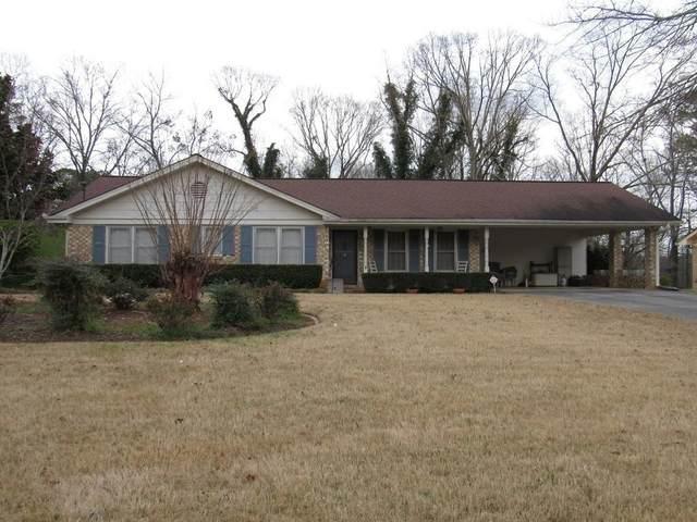 2268 Cannon Hill Road SW, Lilburn, GA 30047 (MLS #6946784) :: North Atlanta Home Team