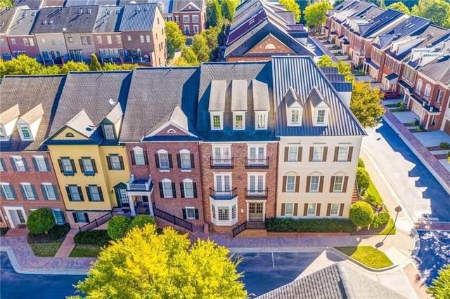 4397 Bridgehaven Drive SE #7, Smyrna, GA 30080 (MLS #6946791) :: North Atlanta Home Team
