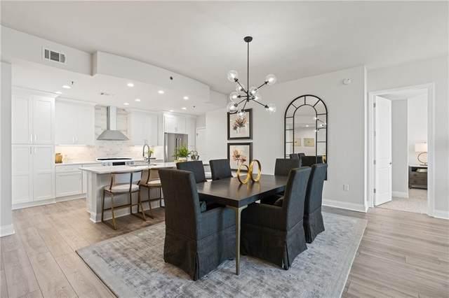 270 17th Street NW #3903, Atlanta, GA 30363 (MLS #6946797) :: The Kroupa Team | Berkshire Hathaway HomeServices Georgia Properties