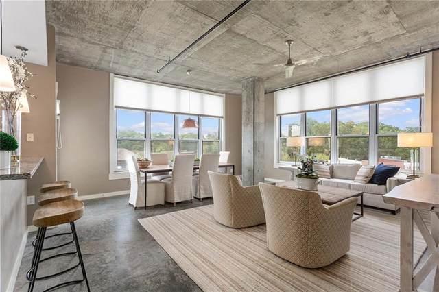 245 N Highland Avenue NE #412, Atlanta, GA 30307 (MLS #6946802) :: AlpharettaZen Expert Home Advisors
