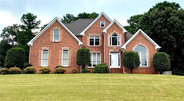 6464 Bellevue Drive SW, Conyers, GA 30094 (MLS #6946806) :: North Atlanta Home Team