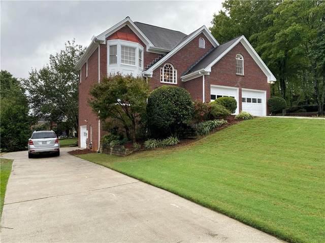 6291 Southland Forest Drive, Stone Mountain, GA 30087 (MLS #6946810) :: North Atlanta Home Team