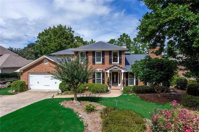 4330 Dover Crossing Drive, Marietta, GA 30066 (MLS #6946819) :: The Kroupa Team   Berkshire Hathaway HomeServices Georgia Properties