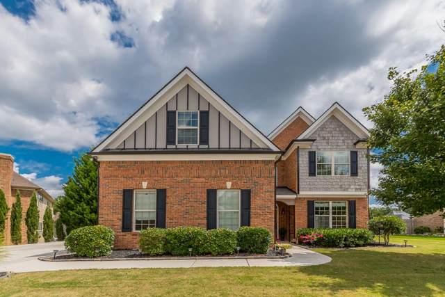 407 Arbor Lane, Loganville, GA 30052 (MLS #6946860) :: Charlie Ballard Real Estate