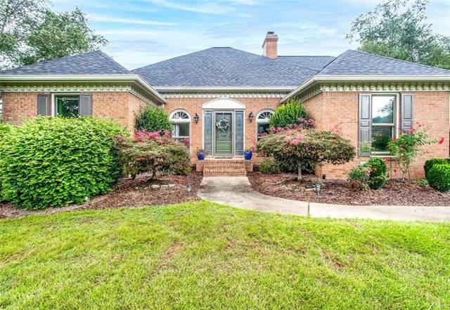 1351 Green Turf Drive, Snellville, GA 30078 (MLS #6946863) :: North Atlanta Home Team