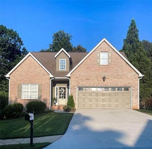 138 Garden Walk, Bremen, GA 30110 (MLS #6946895) :: Path & Post Real Estate