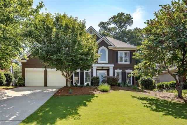 4077 Vinings Mill Trail SE, Smyrna, GA 30080 (MLS #6946900) :: Scott Fine Homes at Keller Williams First Atlanta