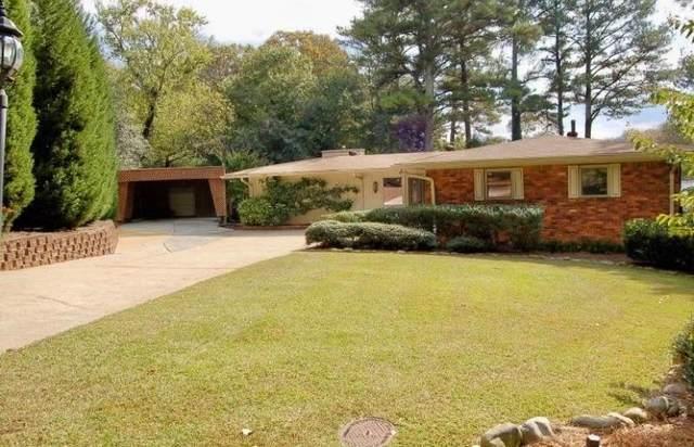 299 Hurt Road SW, Smyrna, GA 30082 (MLS #6946909) :: RE/MAX Paramount Properties