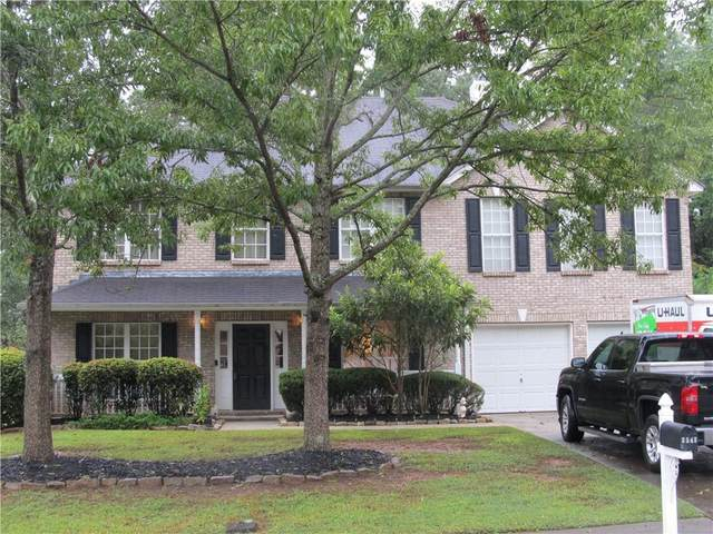 3541 Kittery Drive, Snellville, GA 30039 (MLS #6946910) :: North Atlanta Home Team