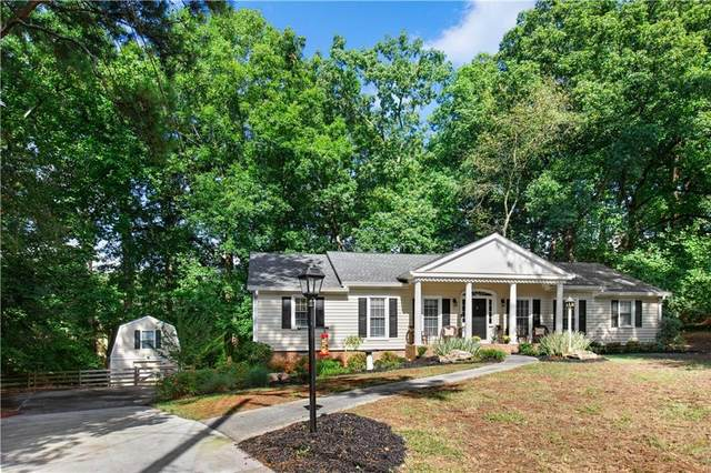 4257 Cranton Court NE, Brookhaven, GA 30319 (MLS #6946911) :: North Atlanta Home Team