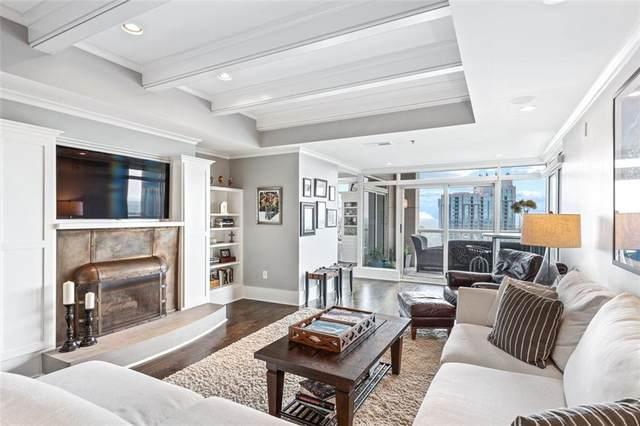 2881 Peachtree Road NW #2105, Atlanta, GA 30305 (MLS #6946914) :: AlpharettaZen Expert Home Advisors