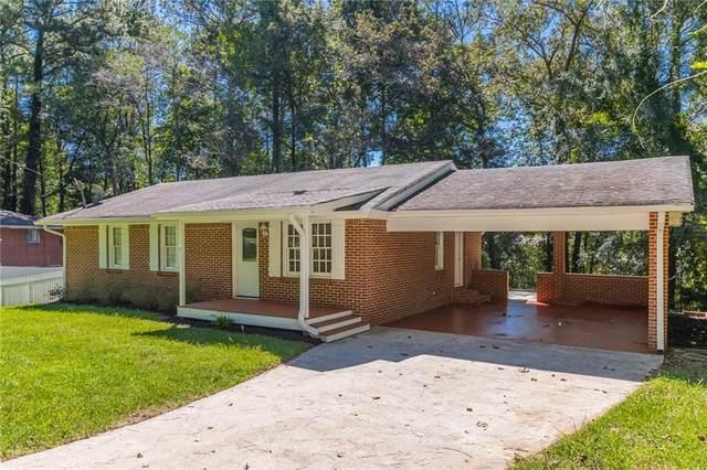 8431 Norris Lake Road, Snellville, GA 30039 (MLS #6946945) :: Scott Fine Homes at Keller Williams First Atlanta