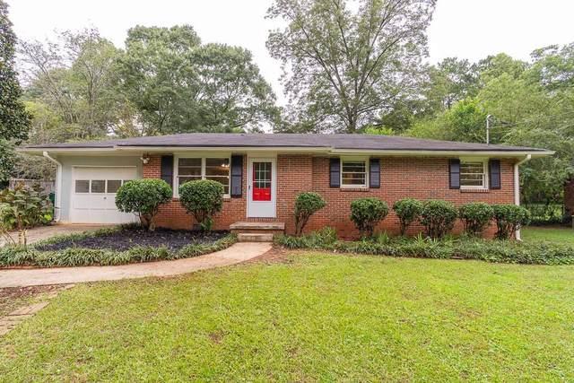 3720 Cranford Drive, Clarkston, GA 30021 (MLS #6946949) :: North Atlanta Home Team