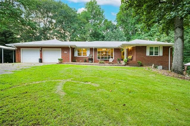 396 Overland Trail, Sharpsburg, GA 30277 (MLS #6946953) :: Path & Post Real Estate