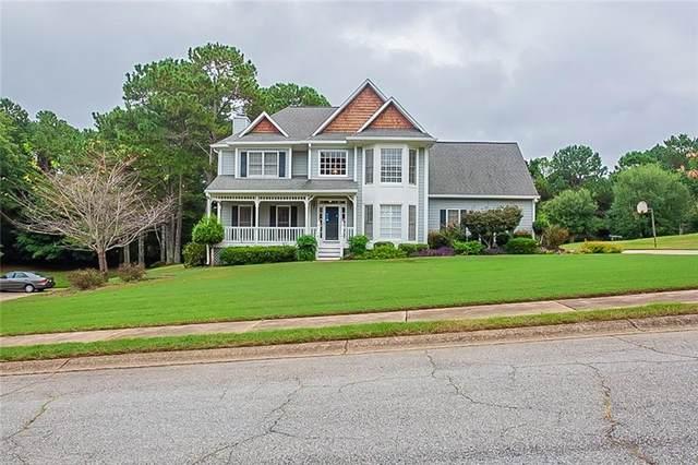 135 Windridge Drive, Fayetteville, GA 30215 (MLS #6946961) :: Dillard and Company Realty Group
