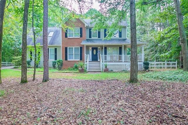 195 Cedar Creek Court, Fayetteville, GA 30215 (MLS #6946986) :: North Atlanta Home Team