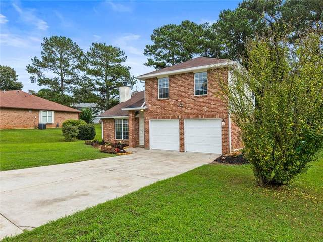 6097 Great Oaks Drive, Lithonia, GA 30058 (MLS #6946993) :: The Realty Queen & Team