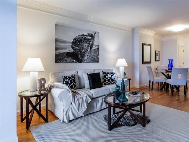 3334 Peachtree Road #1102, Atlanta, GA 30326 (MLS #6947007) :: Tonda Booker Real Estate Sales