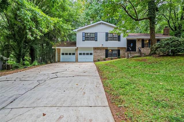 5779 Simone Drive, Stone Mountain, GA 30087 (MLS #6947013) :: North Atlanta Home Team