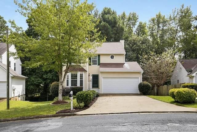 2158 Serenity Drive NW, Acworth, GA 30101 (MLS #6947021) :: North Atlanta Home Team