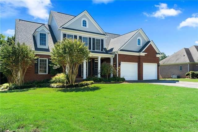 27 Colonial Circle NW, Cartersville, GA 30120 (MLS #6947040) :: North Atlanta Home Team