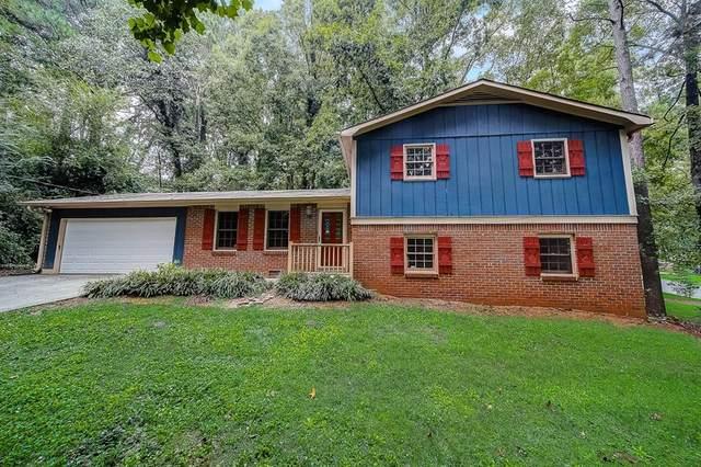141 Jousters Lane, Lawrenceville, GA 30044 (MLS #6947049) :: RE/MAX Paramount Properties