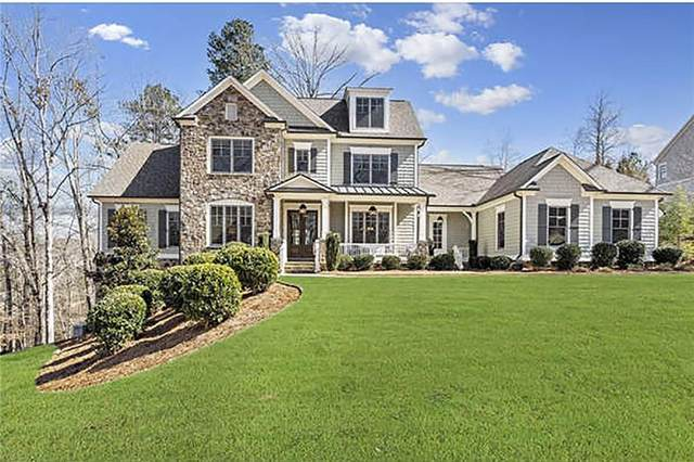 603 Congaree Court, Milton, GA 30004 (MLS #6947051) :: RE/MAX Paramount Properties