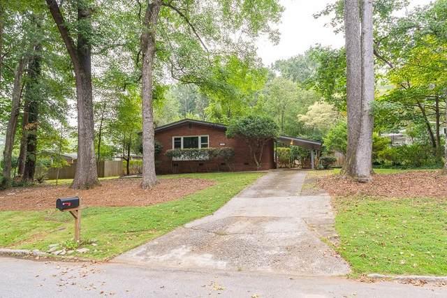 1161 Greenbriar Circle, Decatur, GA 30033 (MLS #6947054) :: North Atlanta Home Team