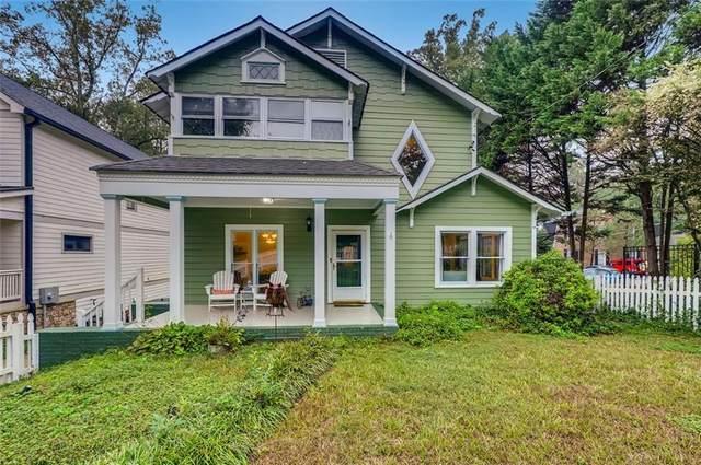 715 S Candler Street, Decatur, GA 30030 (MLS #6947088) :: RE/MAX Paramount Properties