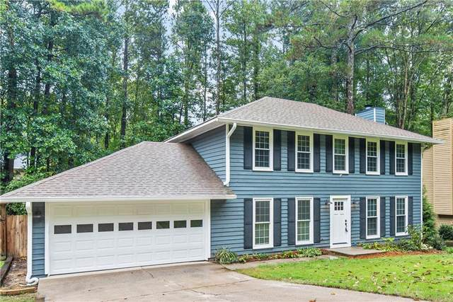 625 Lake Forest Court, Roswell, GA 30076 (MLS #6947089) :: RE/MAX Paramount Properties