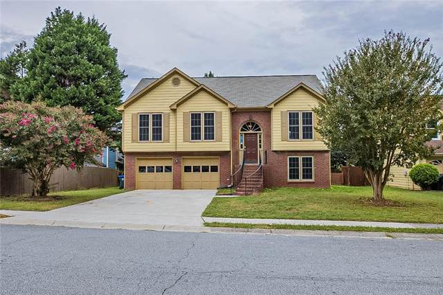 990 Eagle Pointe Drive, Lawrenceville, GA 30044 (MLS #6947098) :: RE/MAX Paramount Properties